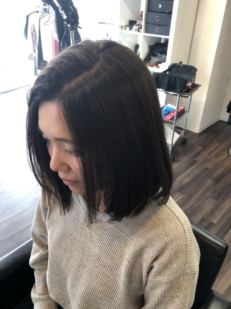 美髪トリートメント